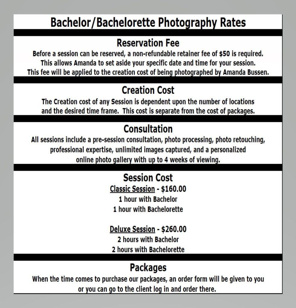 Bachelor/Bachelorette -